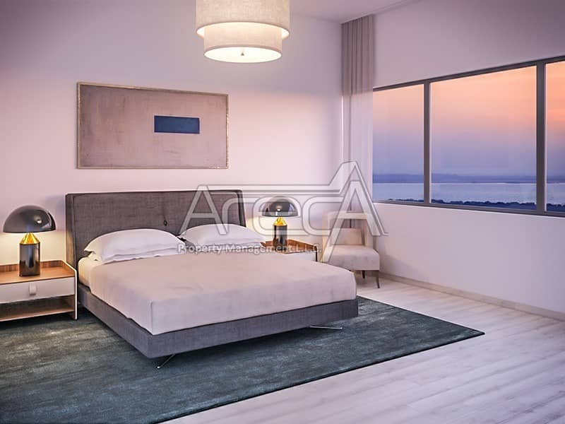 Great Deal for a Brand New 2 Bed Apt! Mayan on Yas Island! Get big Return