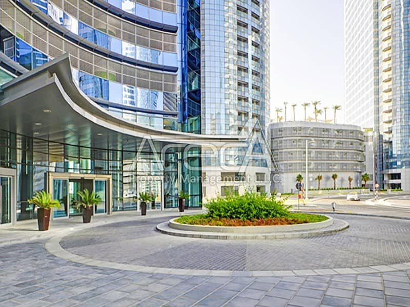 Great Deal! Earn Huge ROI with Big Office in Addax Tower!