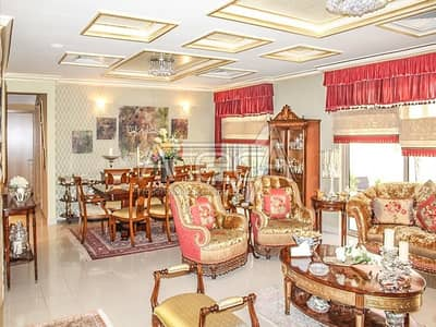 Hot Deal! Fully Customized 4 Bed Villa with Pool! Al Raha Gardens