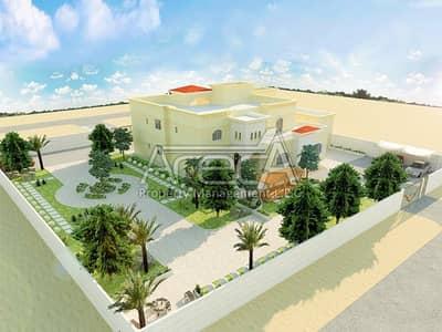9 Bedroom Villa for Sale in Khalifa City A, Abu Dhabi -  it's Brand new!