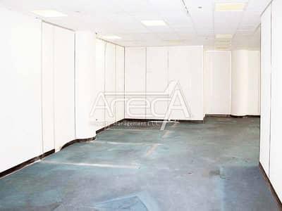 مکتب  للايجار في شارع الشيخ خليفة بن زايد، أبوظبي -  Fitted Office Space! City Centre Khalifa Street!