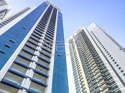2 Bedroom Flat for Sale in Al Reem Island, Abu Dhabi - Hot Offer! Earn Huge ROI with 2 Bed Apt in Marina Heights 2! Full Facilities