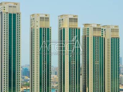شقة 3 غرفة نوم للبيع في جزيرة الريم، أبوظبي - Great Deal to Earn Huge ROI! Sea View 3 Bed Apt in Marina Heights 1