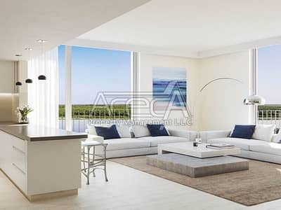 2 Bedroom Apartment for Sale in Yas Island, Abu Dhabi -  Facilities! Water's Edge in Yas Island