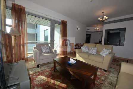 شقة 2 غرفة نوم للايجار في دبي مارينا، دبي - Specious