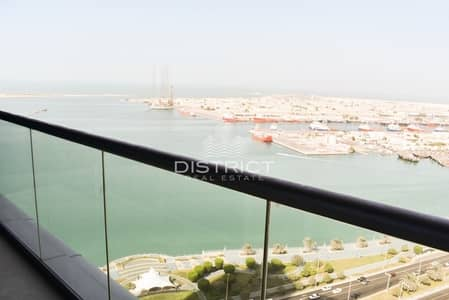 Sea View 3BR Apartment in Saraya Corniche