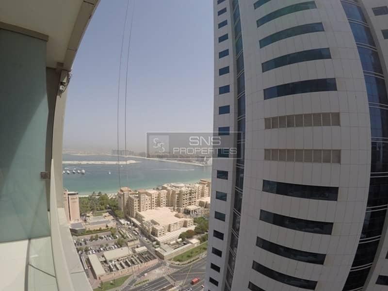 Partial Sea View I High Floor I Ocean Heights