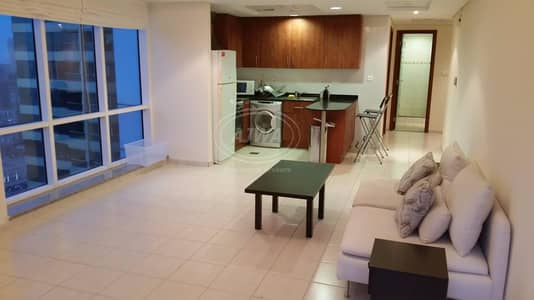1 Bedroom Flat for Rent in Jumeirah Lake Towers (JLT), Dubai - 1 Bedroom Hall With Full Lake & Community View on Higher Floor in Lake Terrace Tower  Next to Jlt Metro  -  AED 85000.00