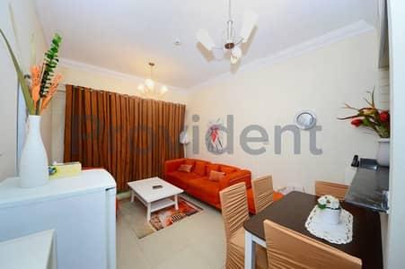 فلیٹ 1 غرفة نوم للبيع في دبي مارينا، دبي - Fully Furnished 1BR| Partial Marina view