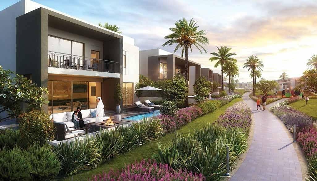 2 Sidra Villas | 25/75 Payment Plan |100% DLD off