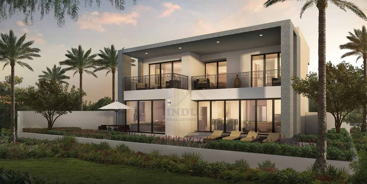 10 Sidra Villas | 25/75 Payment Plan |100% DLD off