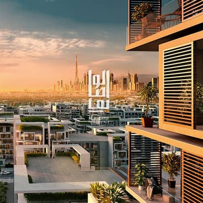Studio for Sale in Mohammad Bin Rashid City, Dubai - Affordable flat! 0% Commission  | 3 yrs service charge!! British lifestyle
