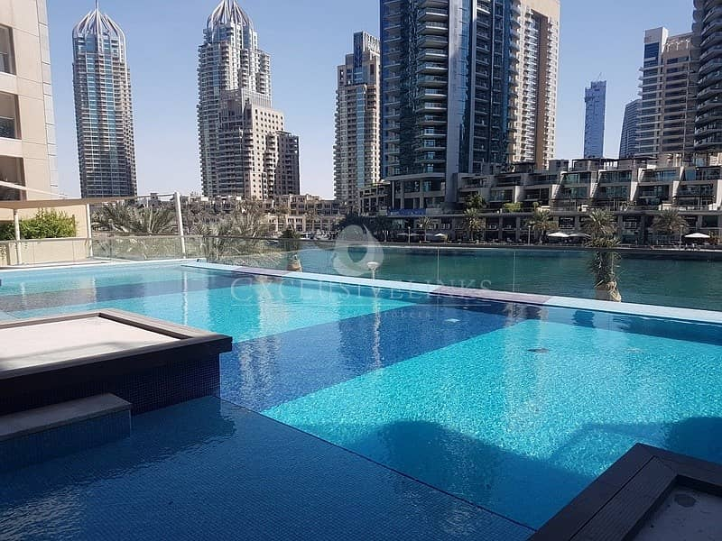 2 Best 2 Bedroom / Marina View / Brand New