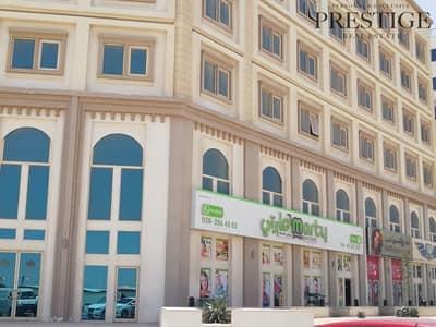 مکتب  للايجار في أرجان، دبي - Fitted Office for Rent The light 1 Arjan