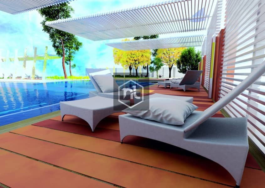 2 Guaranteed 9% ROI .... Fully Furnished Studio With 7 Year Payment Plan
