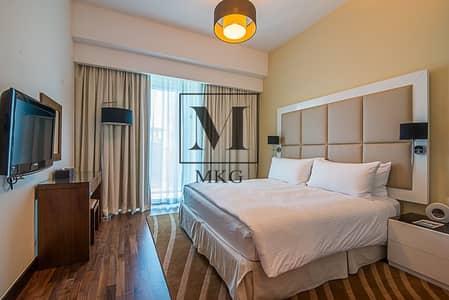 شقة فندقية 2 غرفة نوم للايجار في الصفوح، دبي - Excellent Views | Furnished 2 BR Deluxe