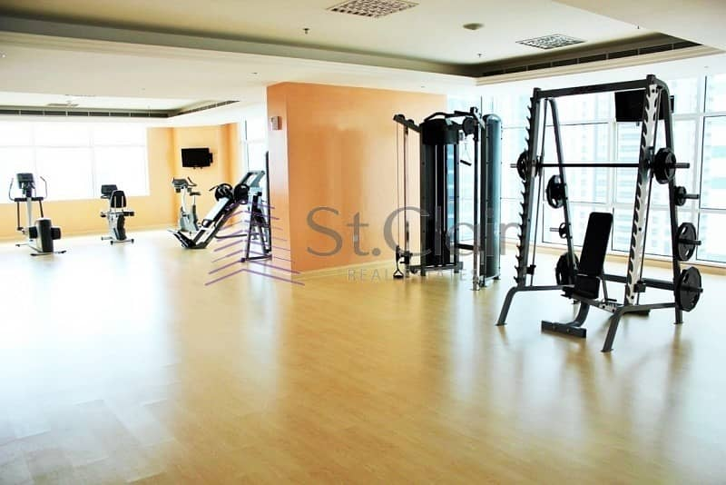 10 1 Bed with Balcony | High Floor | Marina View |