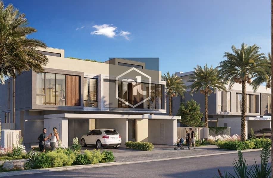 3yrs PHPP |Emaar Golf Grove Villas in Dubai Hills Estate