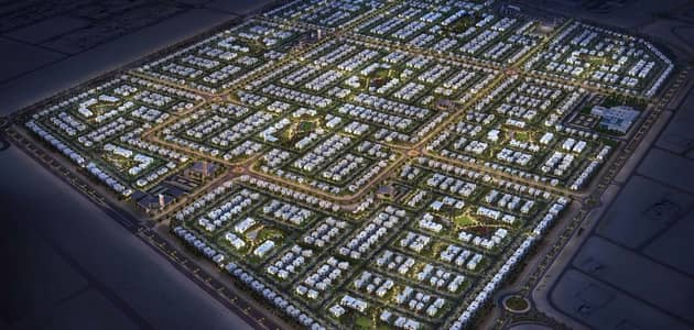 Plot for Sale in Al Shamkha, Abu Dhabi - last free hold plot with 0% service service charge.