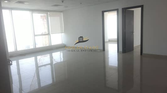 Office for Rent in Business Bay, Dubai - Canal view  Partition with close cabin office space for rent
