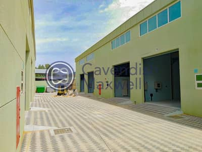 Warehouse for Rent in Ras Al Khor, Dubai - Brand New I Light Industrial Units I 47 KW I G+M