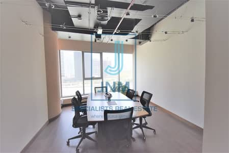 Spacious Fitted Office In Platinum Tower JLT
