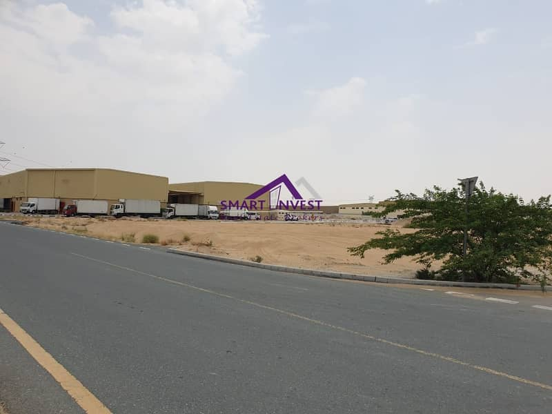 Commercial plot for long term lease in Al Khawaneej 2 for AED 350K/Yr Negotiable!