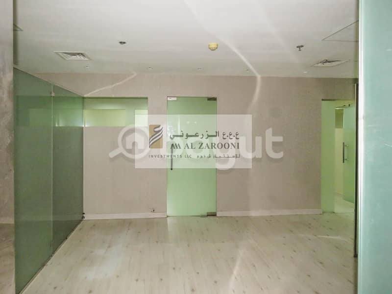 No Comission Spacious Fully Fitted Office Al Barsha 1, | Bayut com