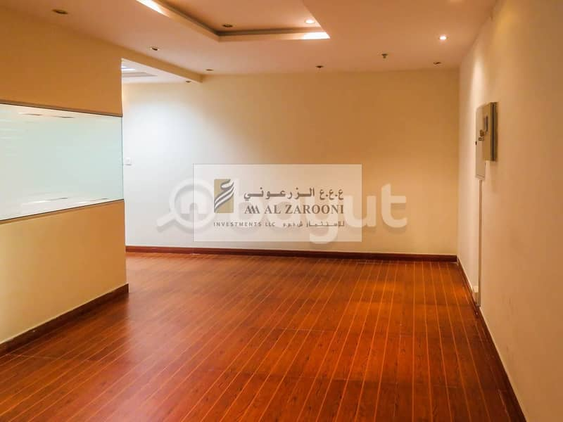 No Comission Office Space in AL Barsha 1