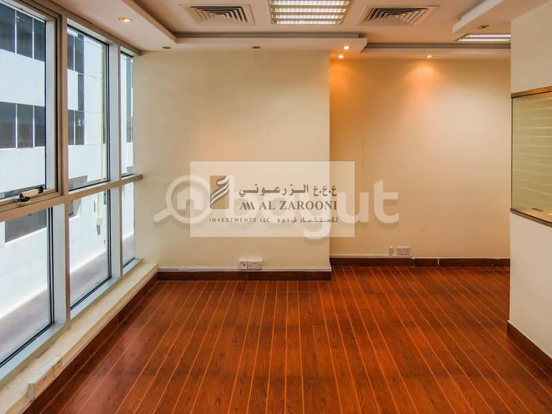 2 No Comission Office Space in AL Barsha 1