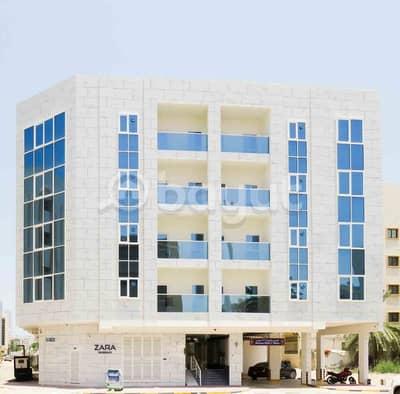 شقة 2 غرفة نوم للايجار في الراشدية، عجمان - شقة في زارا ريزيدنس الراشدية 2 الراشدية 2 غرف 32000 درهم - 4188024