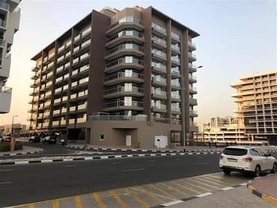 2 Bedroom Apartment for Rent in Dubai Silicon Oasis, Dubai - POOL VIEW 2 BR WITH KITCHEN APPLIANCES IN DSO NEAR TO MOSQUE
