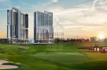 1 Bedroom Apartment for Sale in DAMAC Hills (Akoya by DAMAC), Dubai - Golf and Park facing Apartments | 1BHK Golf Vita Damac Hills