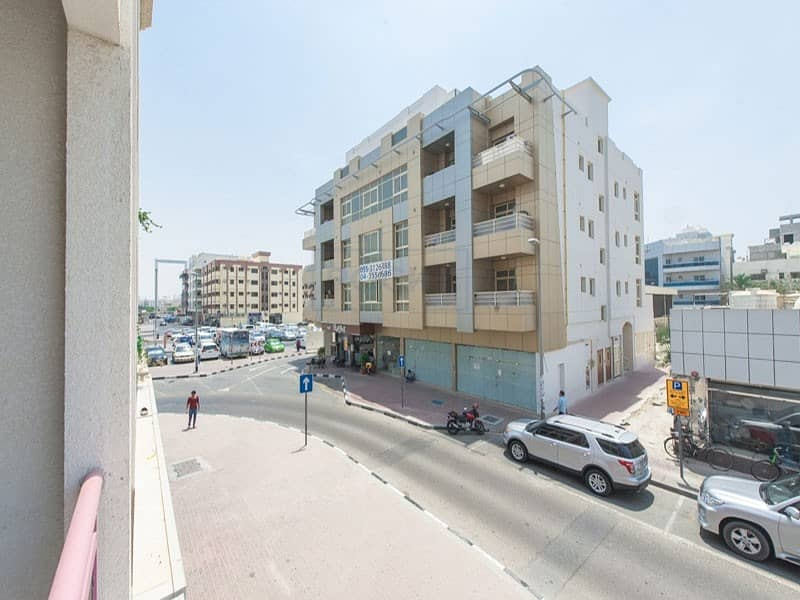 10 Spacious Studio | Window A/C | Kitchen Appliances | Al Karama