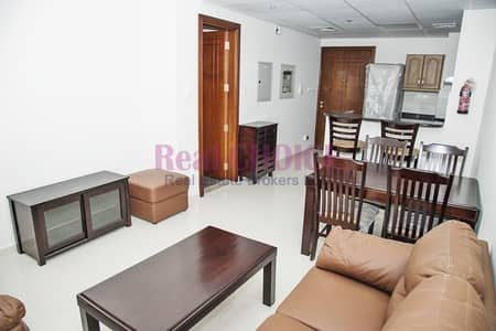 Fully Furnished Spacious Layout 3BR Apartment
