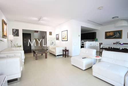 تاون هاوس 2 غرفة نوم للبيع في مثلث قرية الجميرا (JVT)، دبي - New to the Market Vacant in November D5