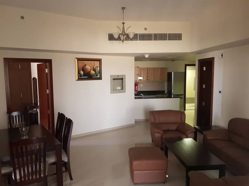 Fully Furnished Brand new  2 bhk For Rent