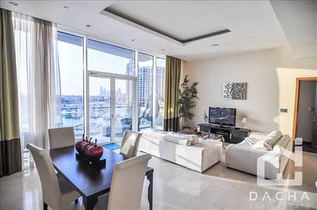 2 Bedroom Apartment for Rent in Palm Jumeirah, Dubai - Pacific // Sea View //Ready to move in
