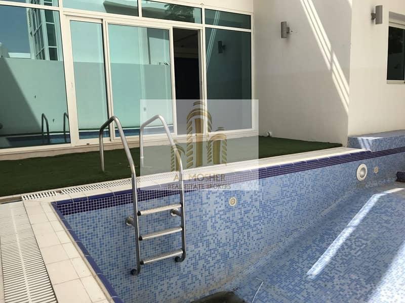 2 Private Pool I  4BR I Acacia I  Al Sufouh