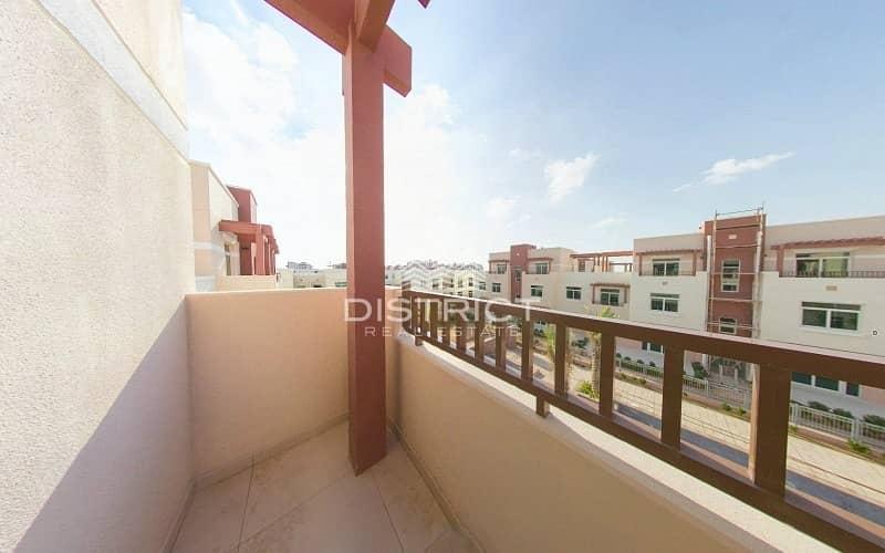 2 Vacant Soon! 2 Beds Pool View in Ghadeer