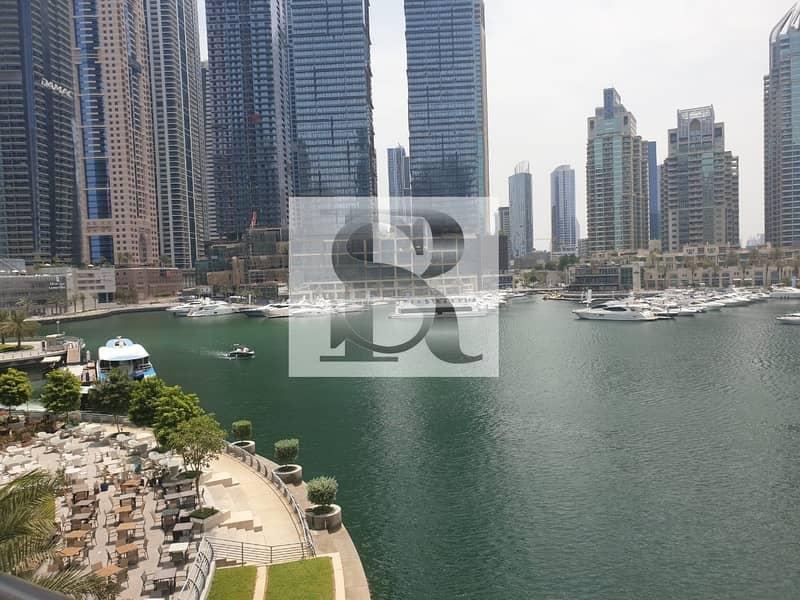 Stunning 3BR+Maid|Marina View|Dubai Marina