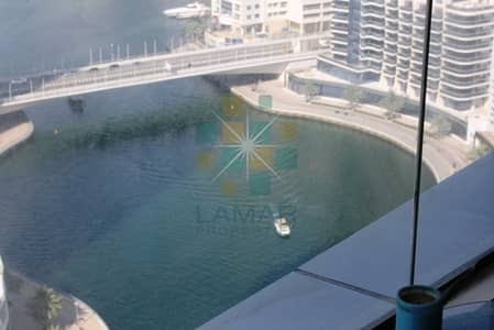 1 Bedroom Apartment for Rent in Dubai Marina, Dubai - Amazing full Marina view|Fully Furnished one bedroom