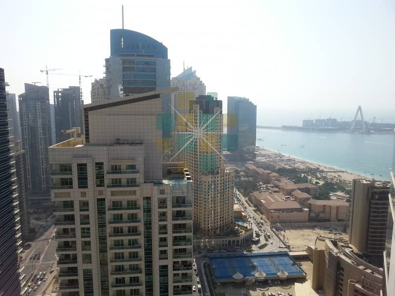 2 Amazing 1 bedroom with Full Sea View in Botanica  Tower