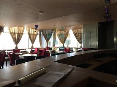 Shop for Rent in Jumeirah Beach Residence (JBR), Dubai - Restaurant / bar space in hotel fitted ground level