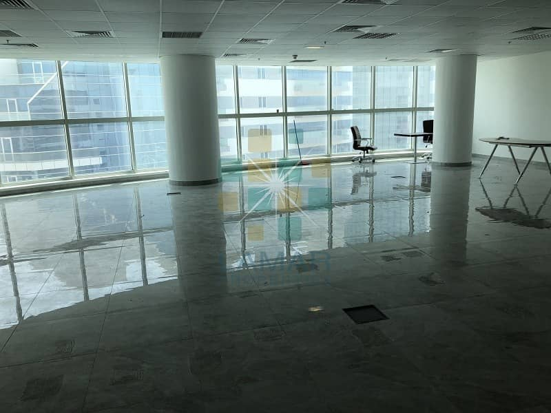 10 Fitted full open office high floor 2 parking