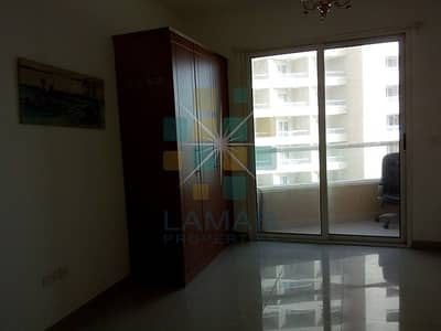 Studio for Sale in Dubai Production City (IMPZ), Dubai - Lake View Studio with Balcony 1parking High Floor