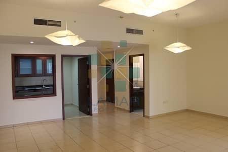 فلیٹ 2 غرفة نوم للبيع في مساكن شاطئ جميرا (JBR)، دبي - Huge layout - Close to Beach - 2BR+Maid