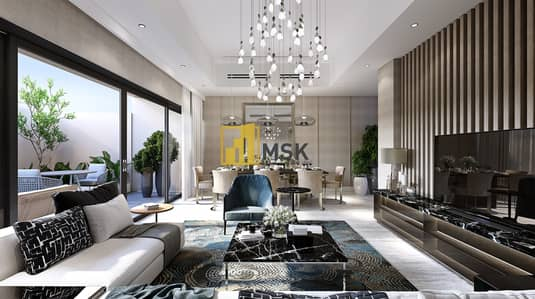 3 Bedroom Townhouse for Sale in Mohammad Bin Rashid City, Dubai -  MBR