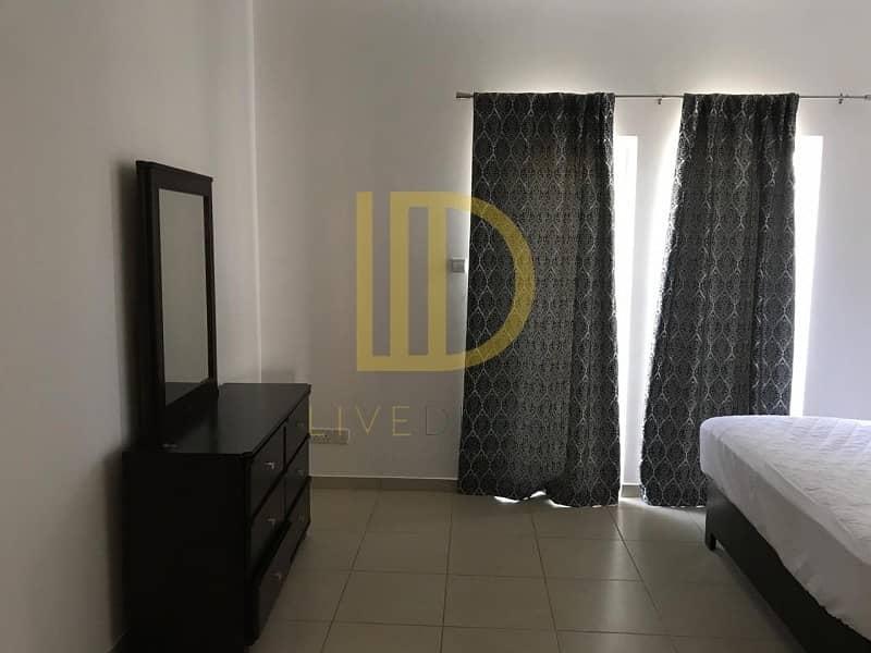 15 2 Bed Villa in Al Waha Pool View Upper Level HL