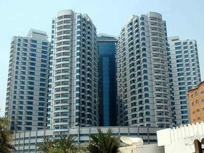 2 Bedroom Apartment for Sale in Ajman Downtown, Ajman - 2 BEDROOM HALL AVAILABLE FOR SALE IN FALCON TOWER